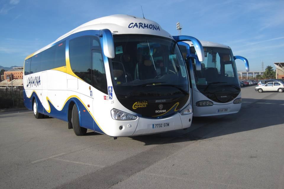 Autocares Carmona