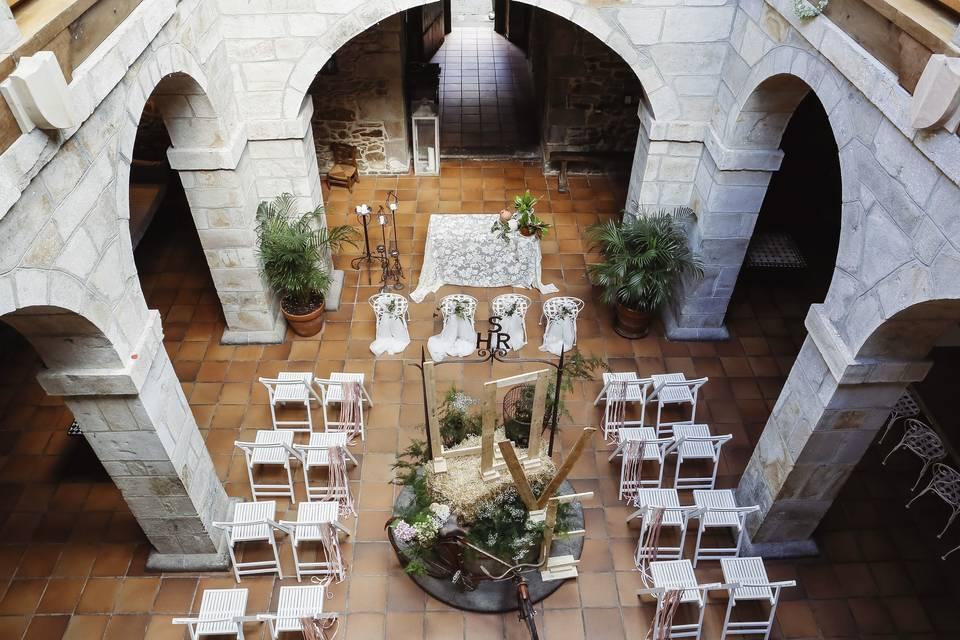 Convento Hotel San Roque