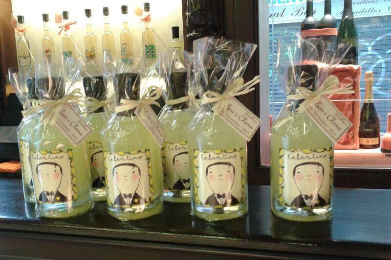 Licor de limón Celestino