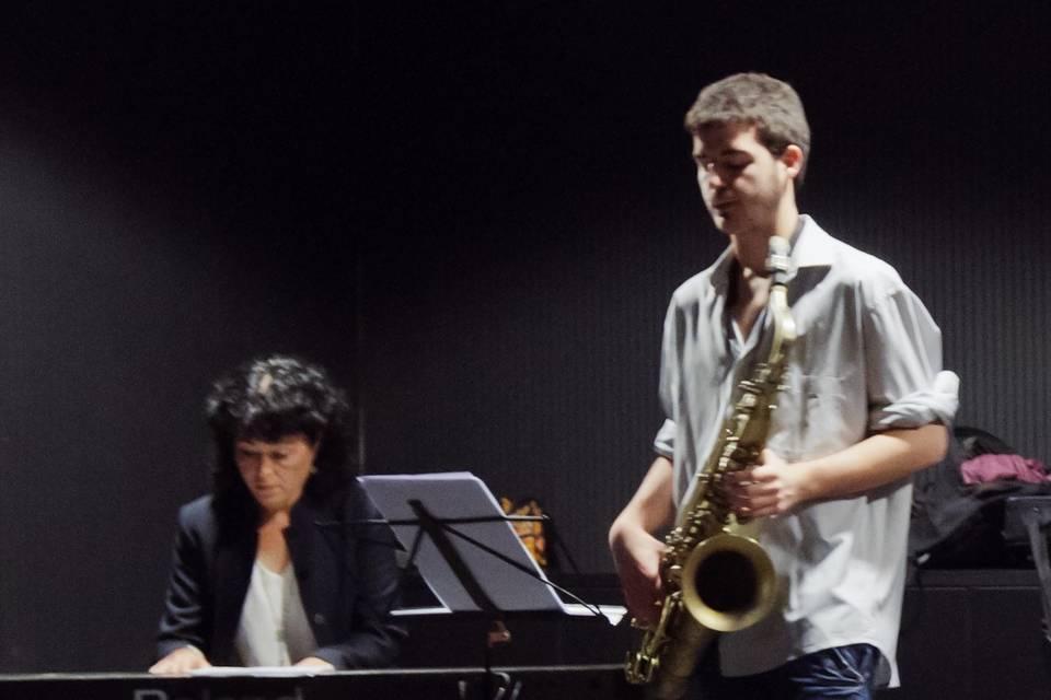 Actuación Jazz Dúo