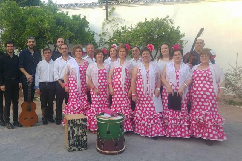 Coro Rociero Charca Pura