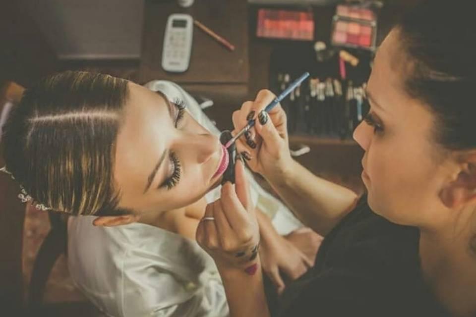 Marina Campos Make Up