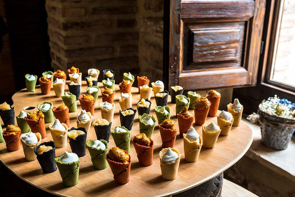 Catering Frontera