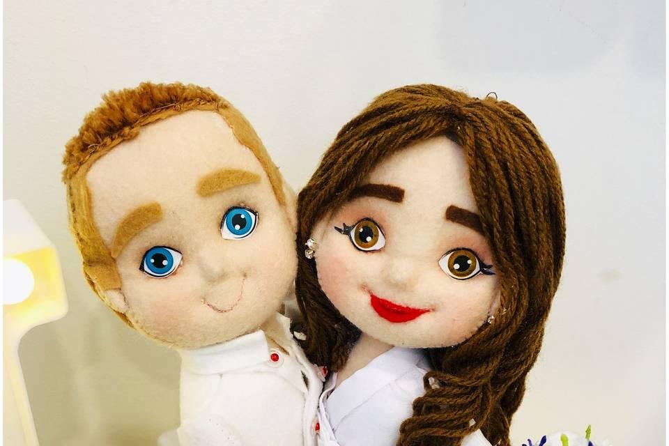 Lulu - Figuras para la tarta