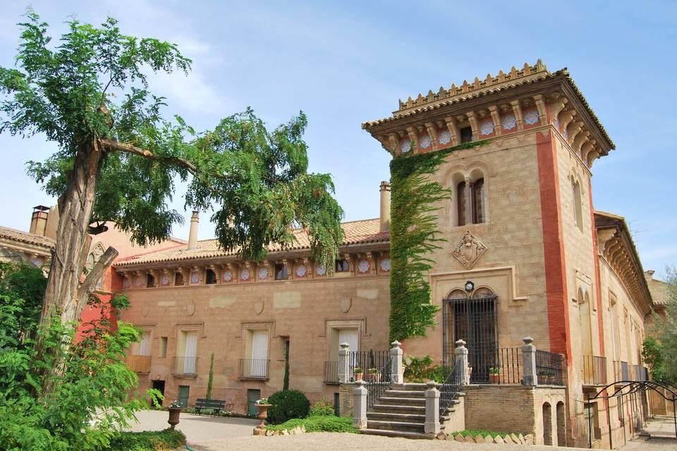 Palacio de Duques de Villahermosa