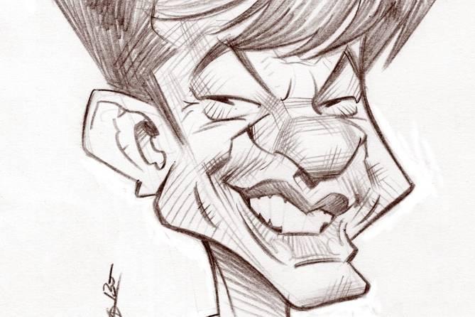 Caricaturas rápidas
