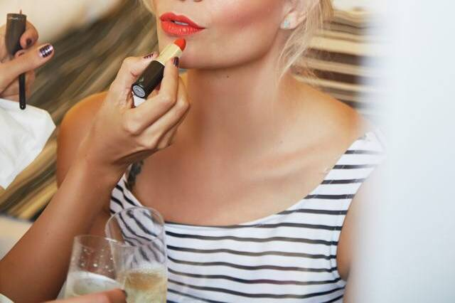 Maquillaje con aerógrafo