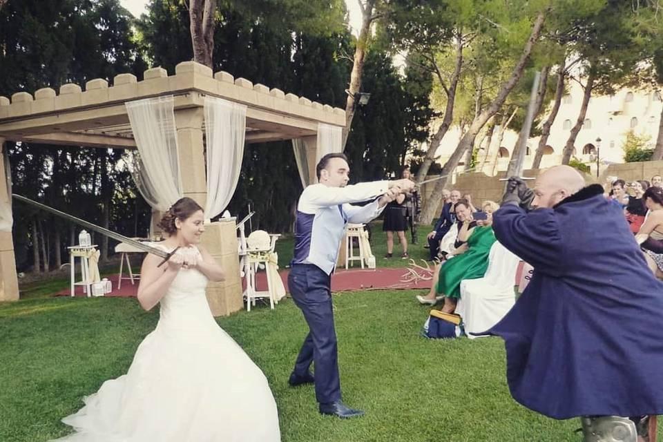 Tu boda temática
