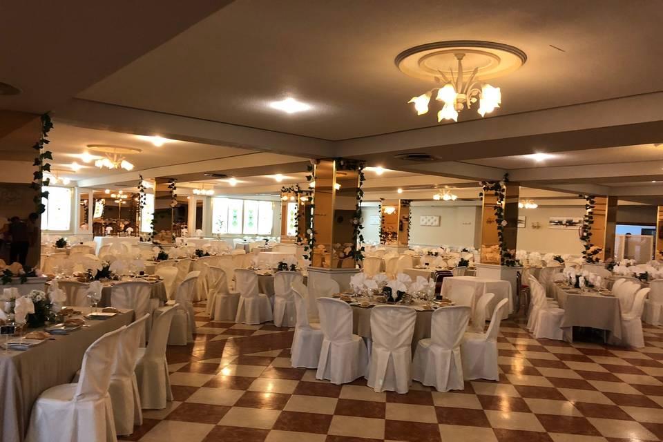 Salón espectacular