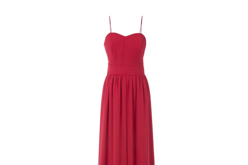 Vestido Atenea Rojo Miticca