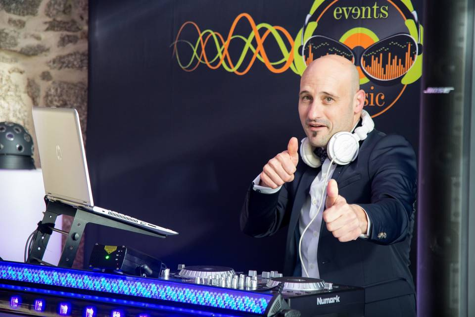 Disco Events Music