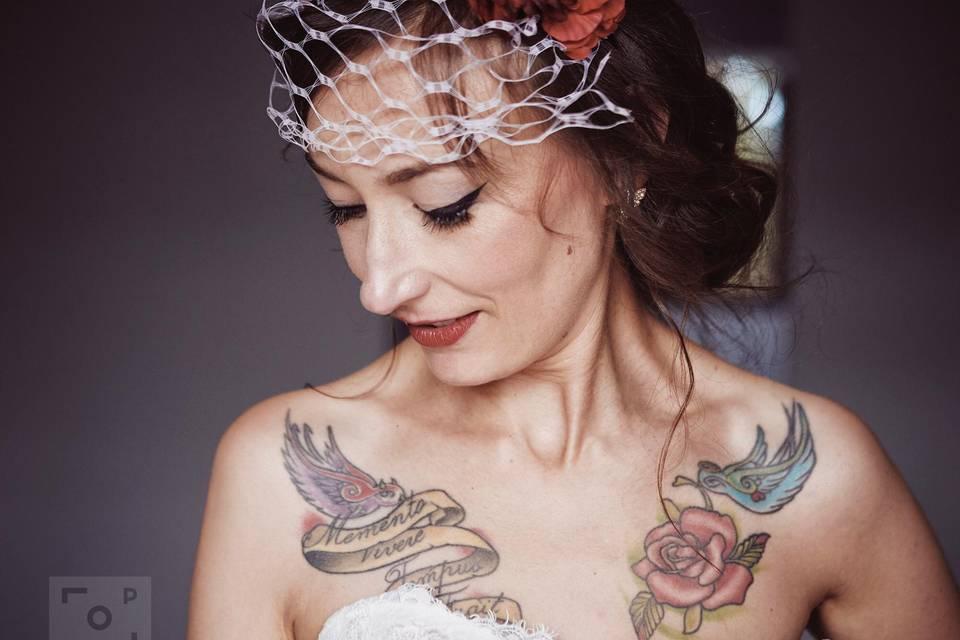 Alva, la novia