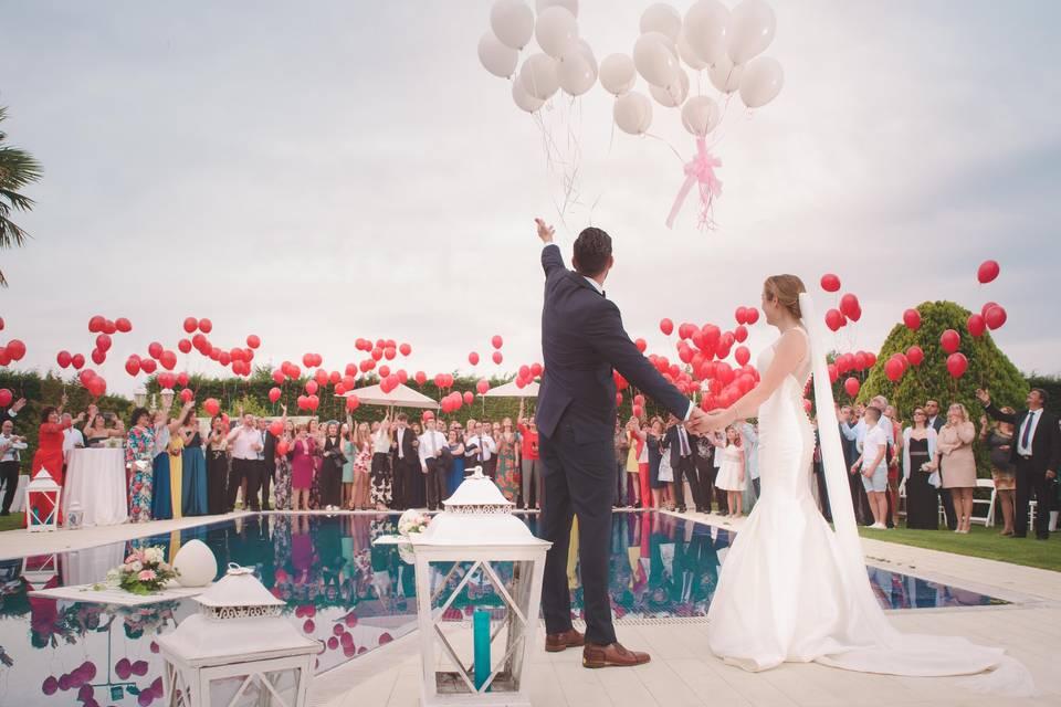 Fotógrafo de bodas en Ponferra
