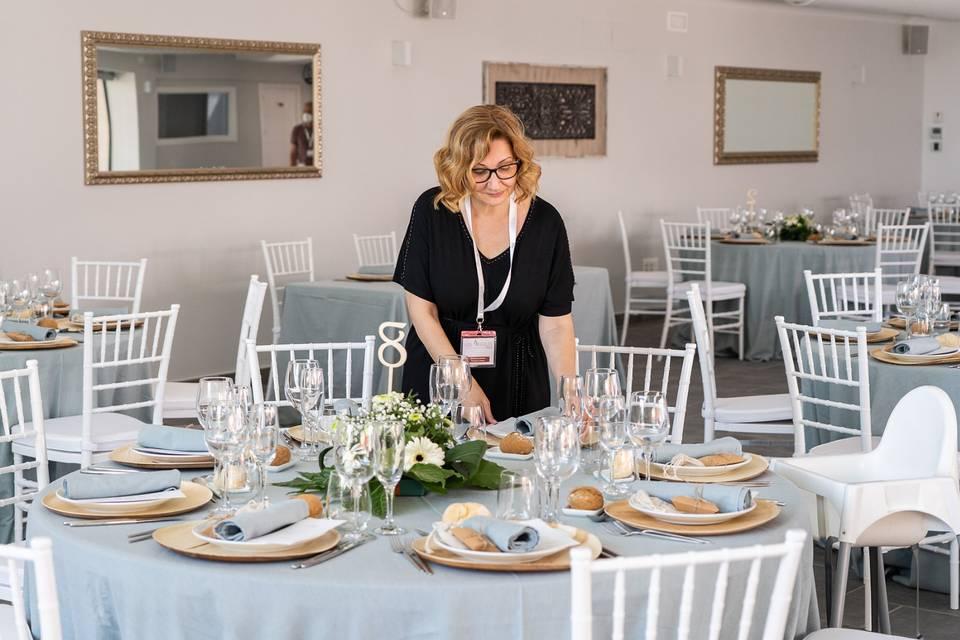 Mercedes Serrano, Wedding Planner