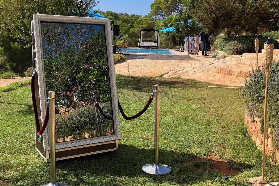 Fotomaton Ibiza