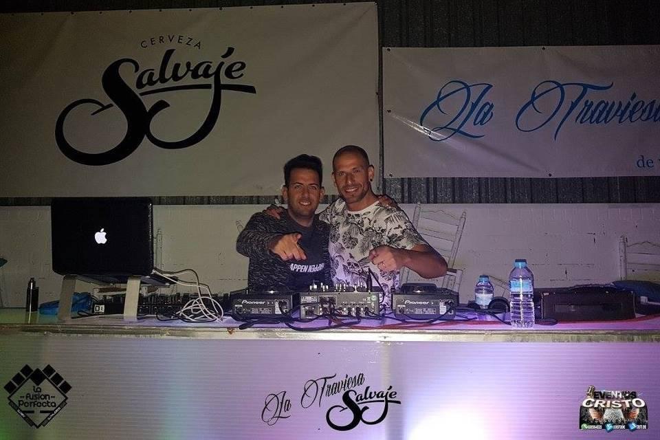 DJ famosos (DJ Nev&Rajoboss)