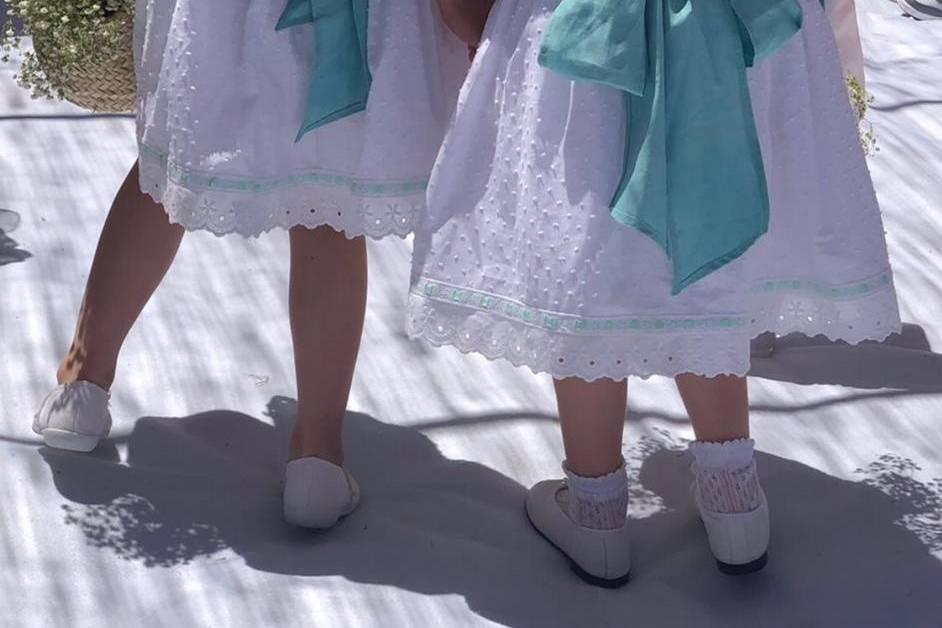 Vestidos de ceremonia a medida
