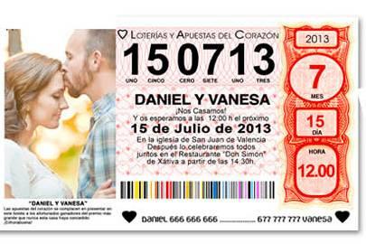 Número de lotería