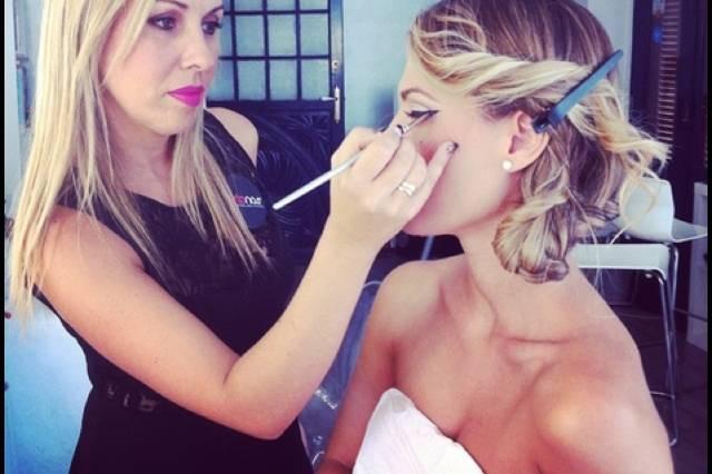 Penélope Moreno Make-Up