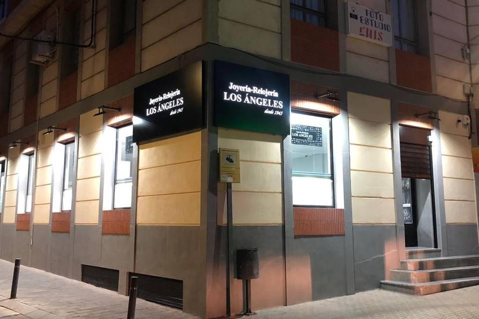 Joyería Relojería Los Ángeles