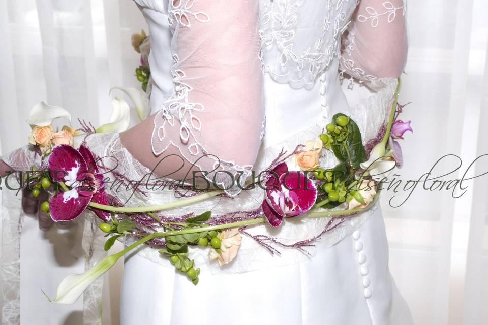 Bouquet Diseño floral