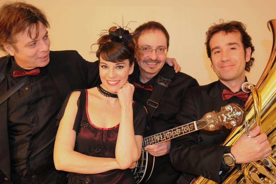 Dixie Cream Jazz Band