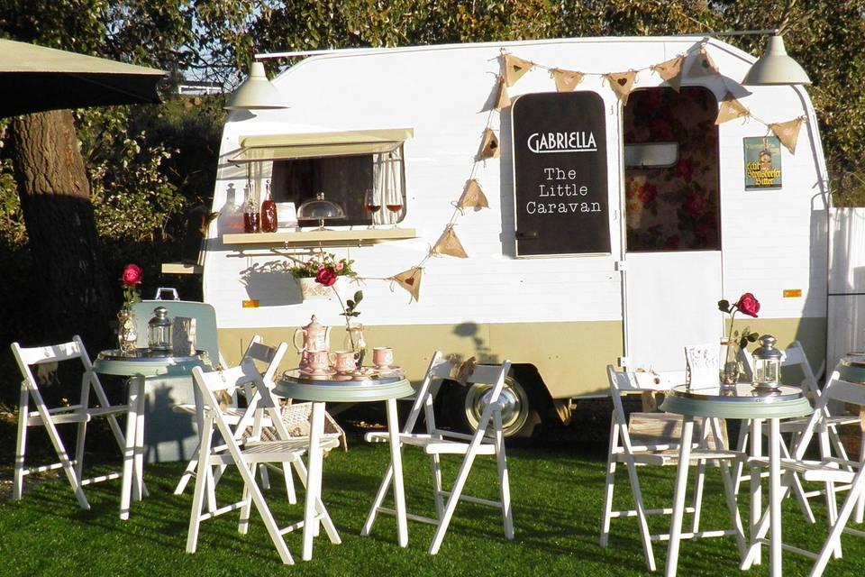 Gabriella The Little Caravan