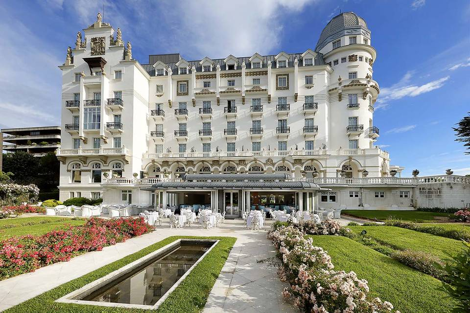 Eurostars Hotel Real Santander