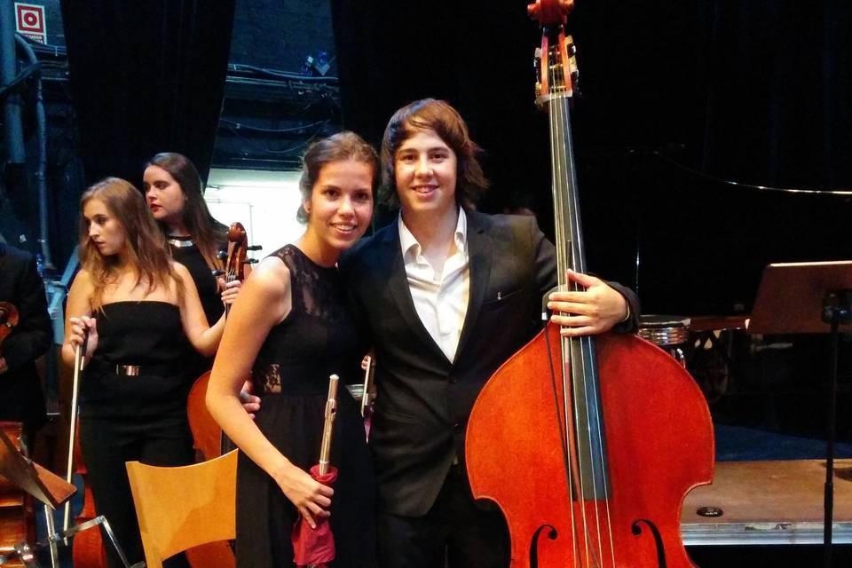 Ana e Iván