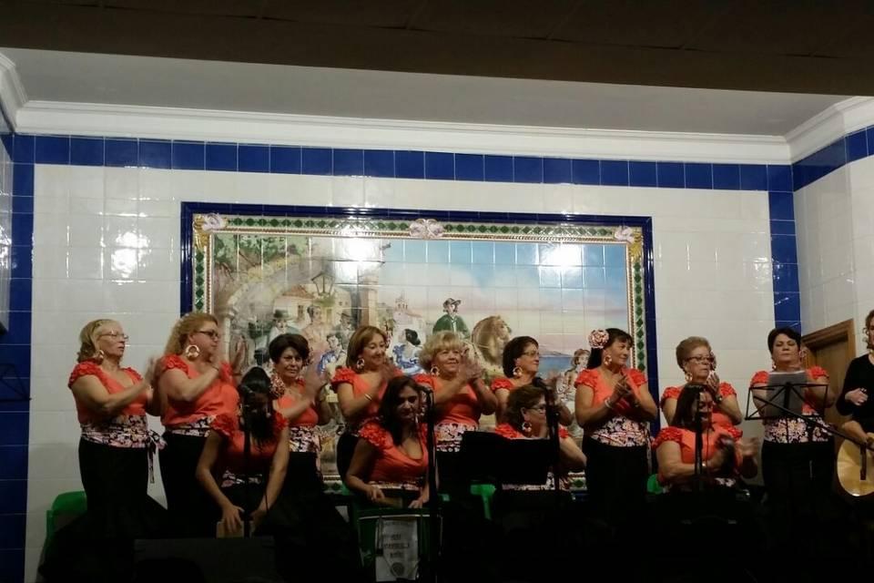 Coro Rociero Peña Huertecilla Mañas