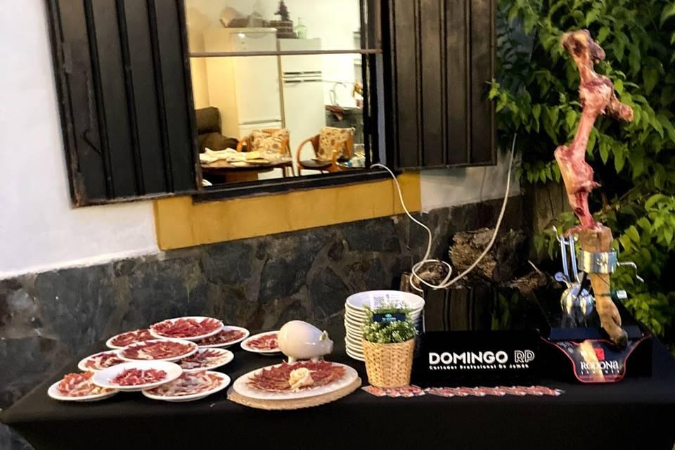 Domingo RP - Cortador de jamón