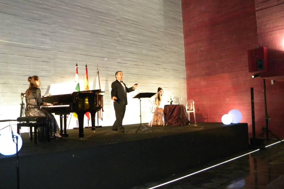 Inauguración CCR