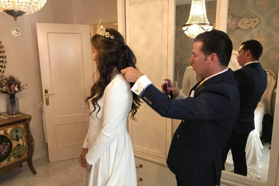 Salón peluquería Fran Muñoz
