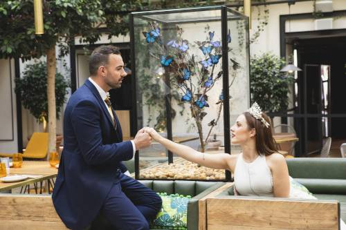 Las bodas de Hera