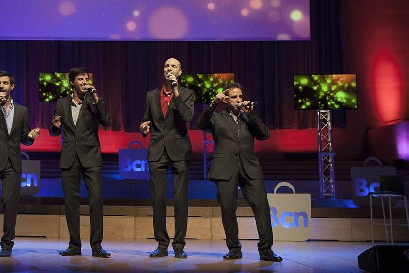 The Gourmets Vocal Quartet