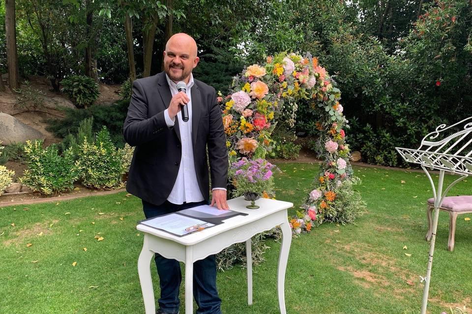 Nexus Wedding - Maestro de Ceremonias