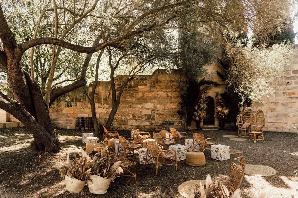 Ceremonia en Museo Gordiola ©