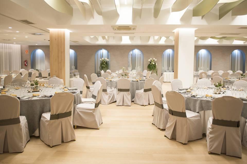 Hotel Olympia Salones de Boda