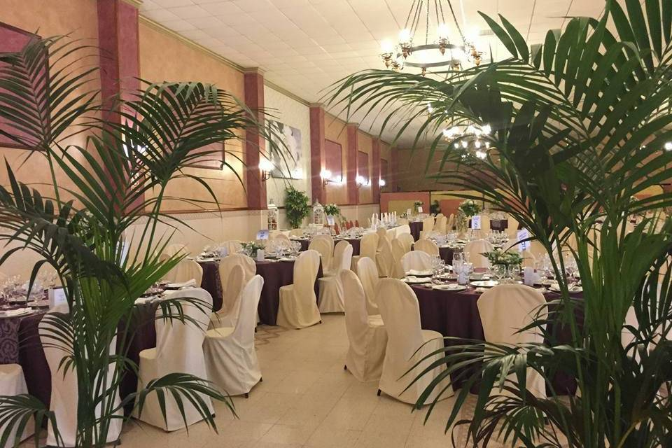 Salón Huerta Cencerro