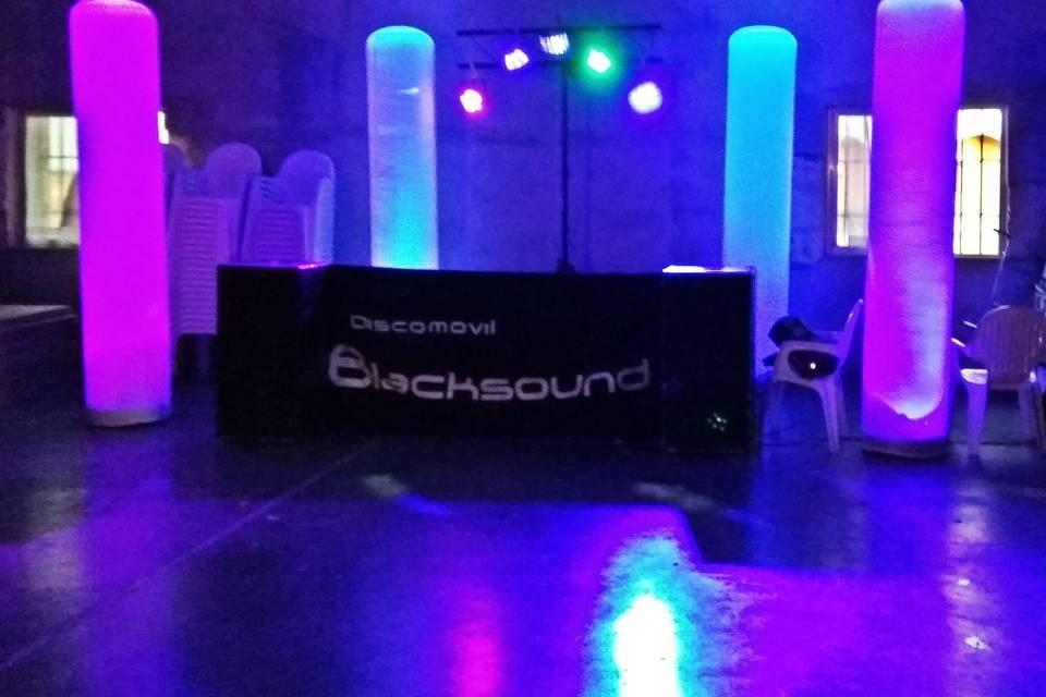 Discomóvil Blacksound