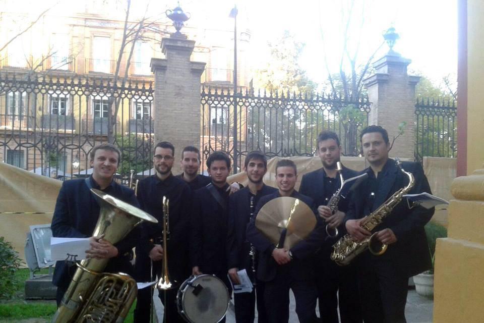 Boda Rectorado Sevilla