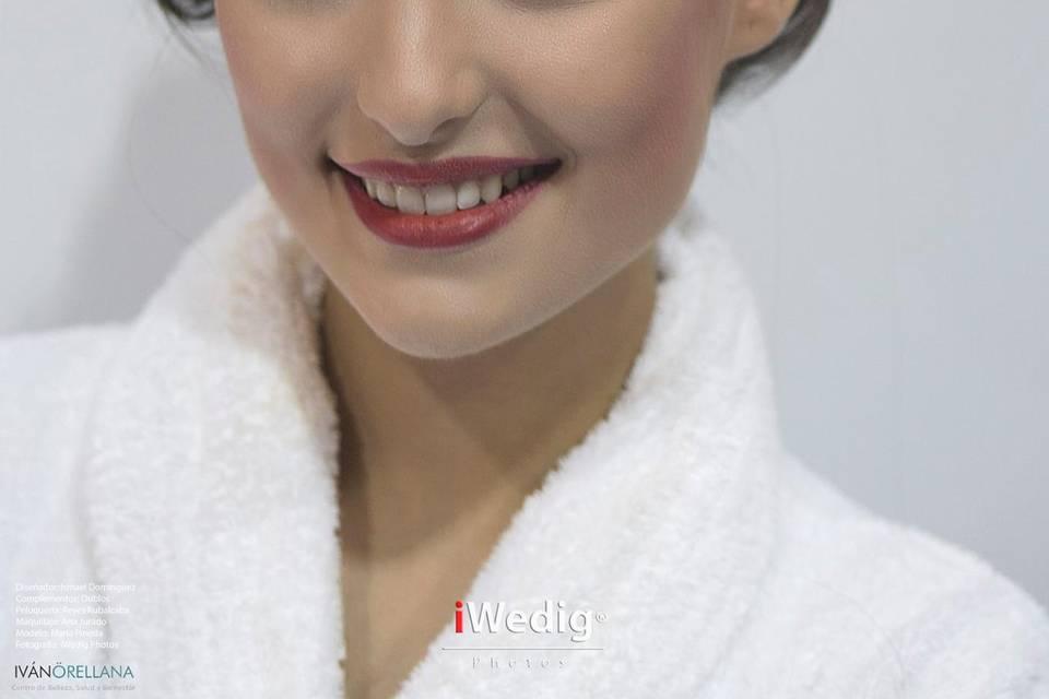 Maquillaje y peluquería
