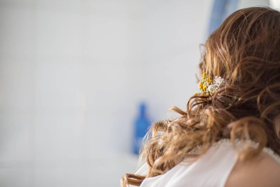Peinado campestre