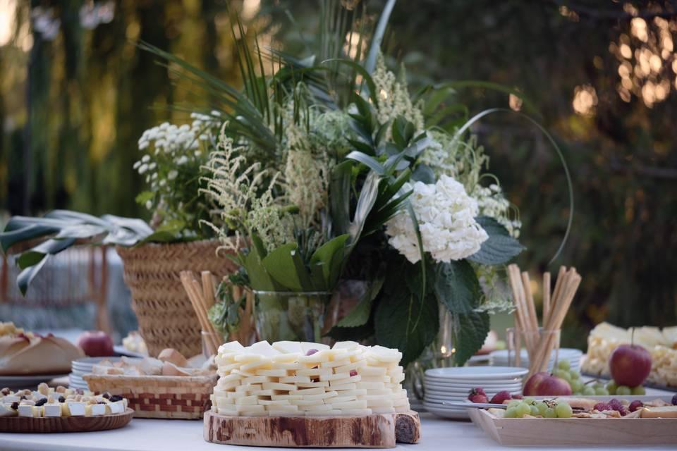 Finca El Tomillar - La Chalota Catering