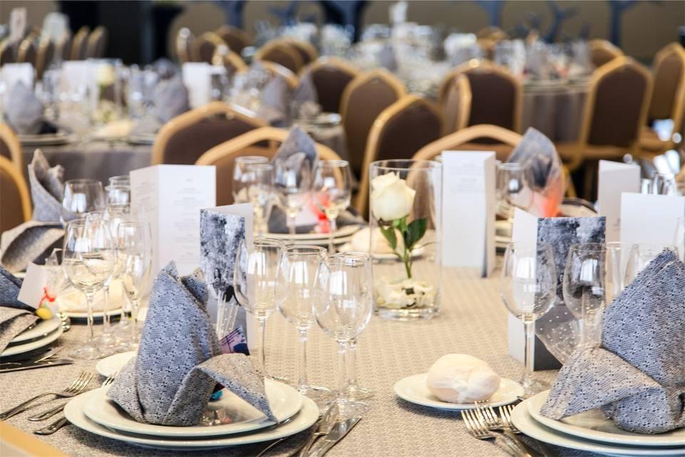 Mesas para boda