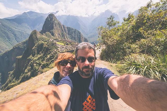Viajeros en Perú