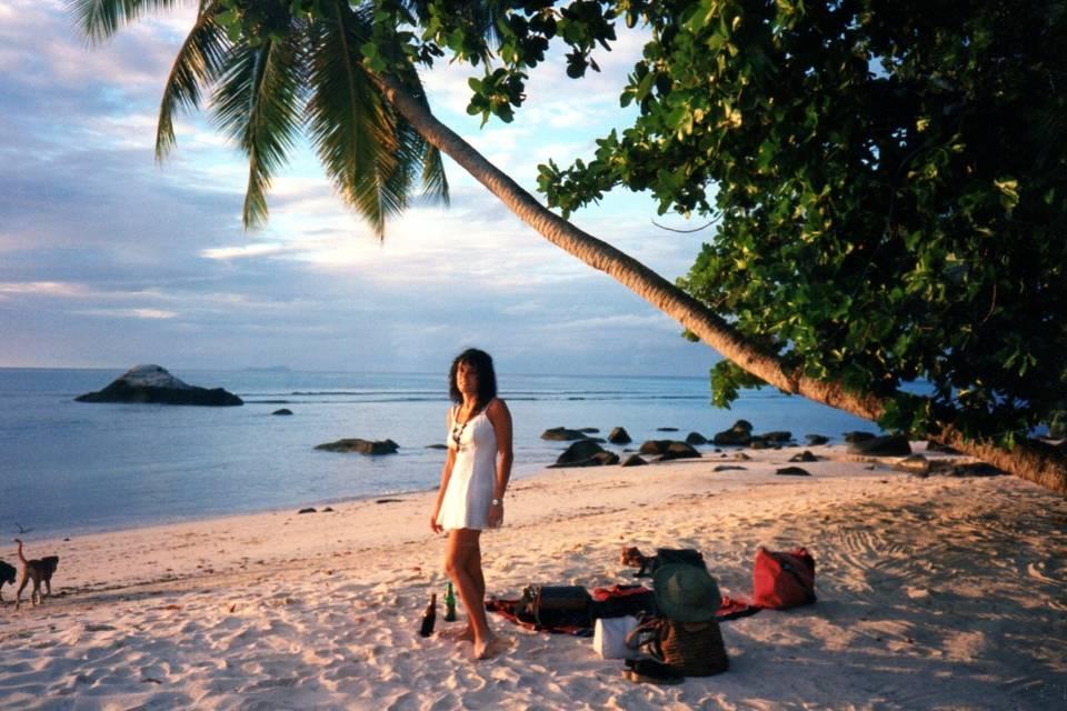 Playas paradisiacas Seychelles