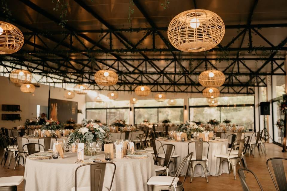 Sala banquetes