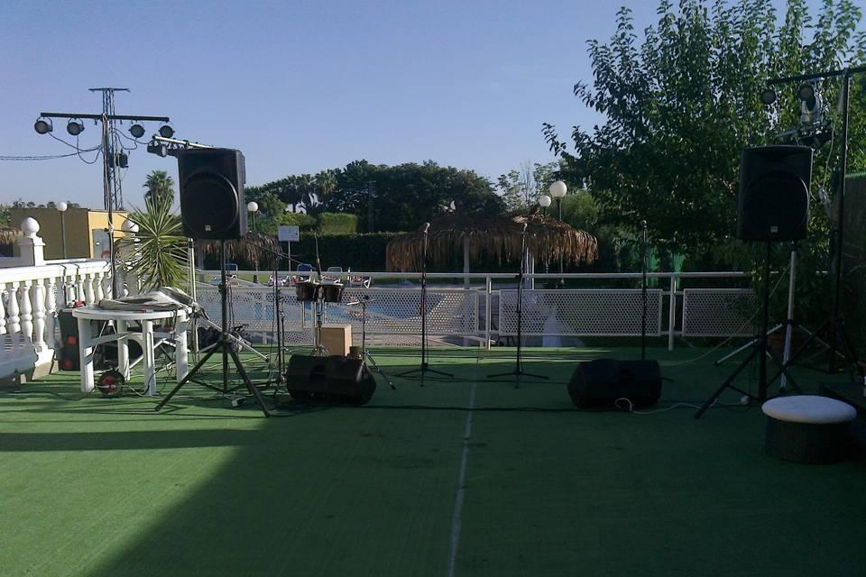 Albero Eventos DJ