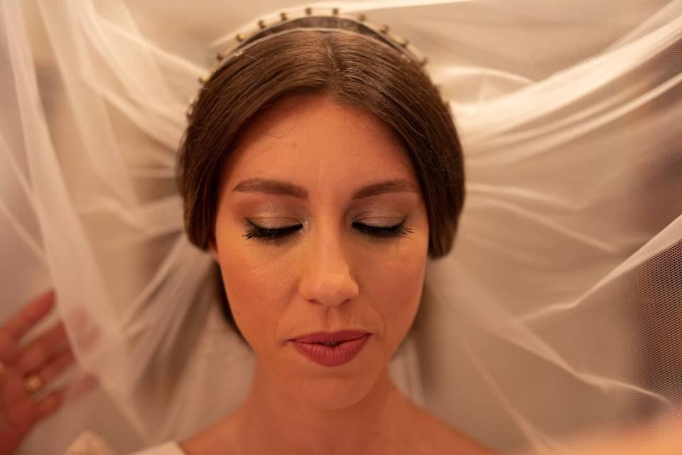 Makeup by Cristina Sánchez